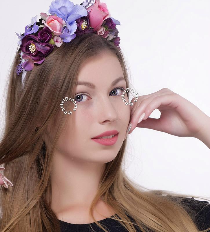 lotus 306 violet lenses by eos