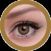 celestial 321 brown II contact lenses colored lenses, dolly eyes, korean lenses, natural colour lenses by eos