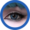 325 blue circle lenses by eos, contact lenses,colored lenses,dolly eyes, big eyes