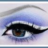 Silver Gray icodi colored lenses colors of the wind series mua @nanathelilitu