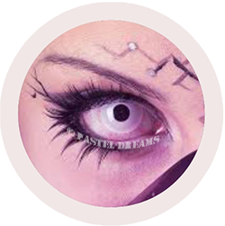 white out contact lenses cosplay lenses, circle lenses, colored contacts, costume lenses