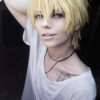 dolly brown 209 cosplay contact lenses dolly lenses cosplay kise ryouta @yumma_v