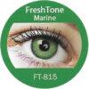 freshtone Marine colored contact lenses