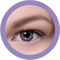 lotus 306 violet contact lenses colored lenses, dolly eyes, natural lenses by eos