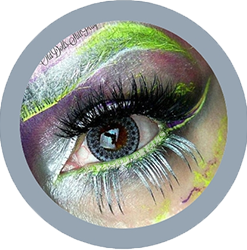 gray lenses,colored contacts,lace pattern lenses, circle lenses, dolly eyes