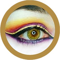 freshtone blends pure hazel colored contact lenses, cosmetic contact lenses, circle lenses, colored contacts,natural lenses,eye lens, coloured lenses