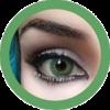 Freshtone blends gemstone green colored lenses, cosplay lenses,dolly eyes, costume lenses by eos korean lenses, natural lenses