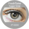 freshtone blends sugar gray cosmetic colored contact lenses