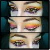 honey blends freshtone colored contact lenses