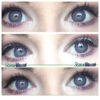 freshtone violet impressions cosmetic colored contact lenses