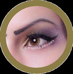 brown colored lenses. borwn circle lenses,dolly eyes, korean contact lenses, cosplay colored lenses