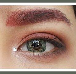 geo medical circle lenses colored contact lenses 3tone model @hakoiku kawaii eyes dolly eyes