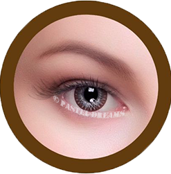 choco star brown colored contact lenses circle lenses by eos