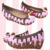 drippy strawberry choco handmade pastel dreams chocolate cherry sweet cute kawaii
