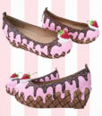 drippy strawberry choco handmade pastel dreams chocolate cherry sweet cute kawaii