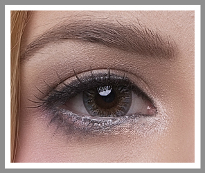 Giselle gray colored contact lenses/circle lenses
