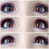 Giselle violet colored contact lenses/circle lenses