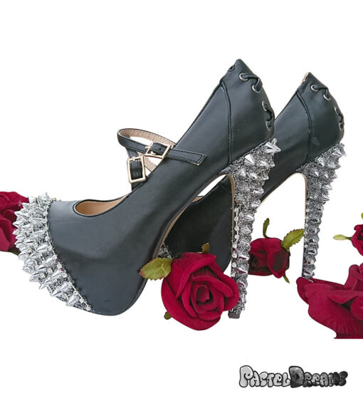 47a270fc46552 PunkXury Platform high heels