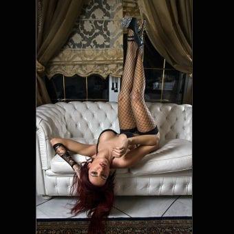 punkxury high heels custom made by pastel-dreams model veronika scandale