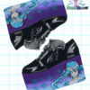 miku hatsune anime platform trainers purple blue cute kawaii japan pastel goth kawaii.
