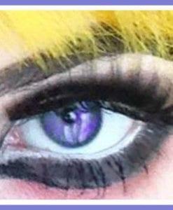 new bio violet slim II colored contact lenses