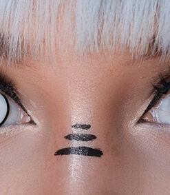 manson 2 crazy colored contact lense, cosplay lenses, costume, enlargement lense, halloween lenses