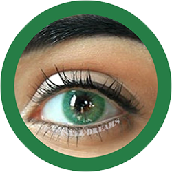 lime green freshtone super naturals colored contact lenses one tone natural model @damnsheknows