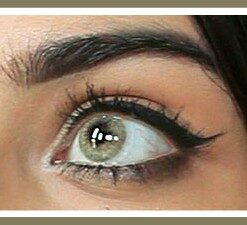 hazelnut freshtone super naturals colored contact lenses one tone natural model @damnsheknows