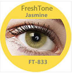 Super naturals jasmine colored contact lenses by freshtone