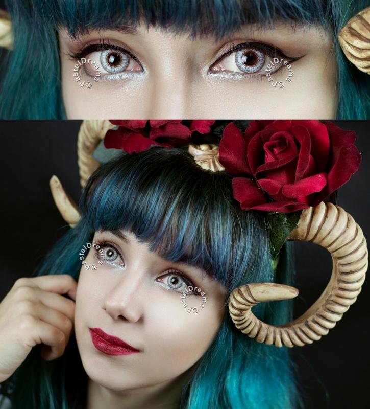 blitz fancy lenses by eos, crazy lenses, costume lenses, theatrical lenses, colored contacts