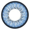 EOS New Adult 203 blue cosplay lenses, circle lenses, colored contacts, costume lenses