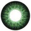 EOS Super Neon 209 green colored contact lenses cosplay lenses, circle lenses, colored contacts, costume lenses