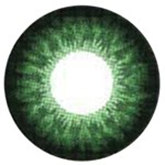 EOS Super Neon 209 green colored contact lenses cosplay lenses, circle lenses, colored contacts, costume lenses