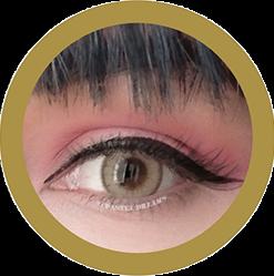 luna natural honey colored contact lenses cosplay lenses, circle lenses, colored contacts, costume lenses, natural lenses
