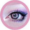 EOS pop 204 pink colored contact lenses cosplay lenses, circle lenses, colored contacts, costume lenses
