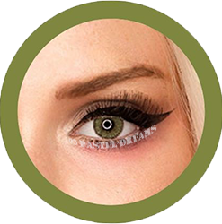 Get the green eyes you've always dreamed with the new range of Freshtone Diva! Brilliant and rich in colour these colored lenses are amazing for every day fashion looks but also for cosplay