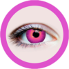 cosplay contact lenses, costume lenses,colored lenses, colored contacts,halloween, anime lenses, big eyes,league of legends,jinx eyes,jinx colored lenses