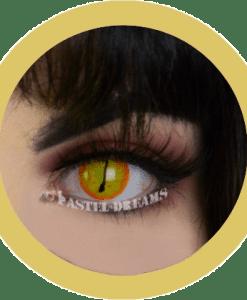 SFX lenses, orochimaru lenses, orochimaru eyes, cosplay lenses. costume lenses, theatrical contacts, sfx lenses, halloween colored lenses, primal lenses