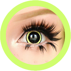 ACid manga cosplay contact lenses, costume lenses,colored lenses, colored contacts,halloween, anime lenses, big eyes